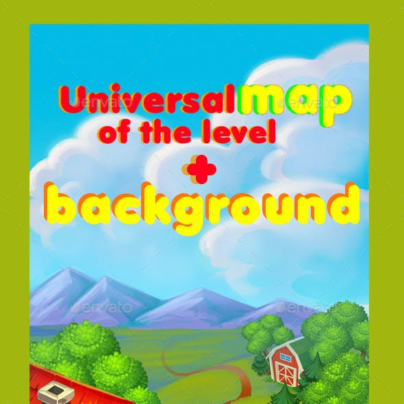 Backgrounds The Map Level Farm