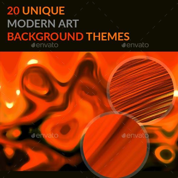 20 Unique Backgrounds