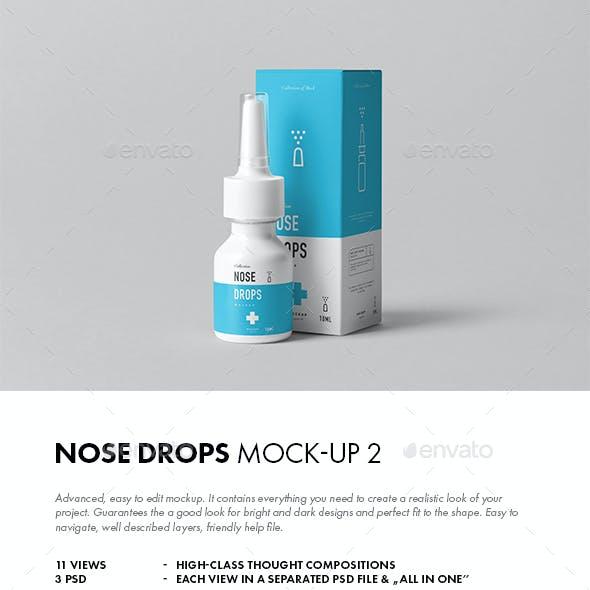 Nose Drops Mock-up 2