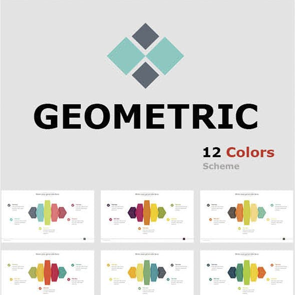 Geometric Powerpoint Presentation