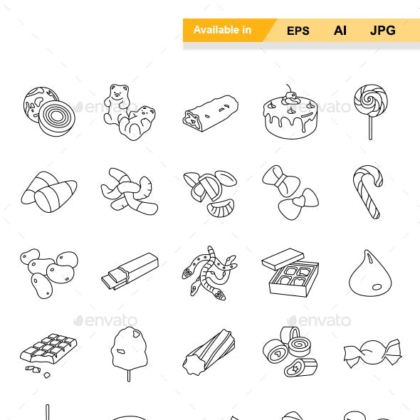Chocolate Box Graphics, Designs & Templates from GraphicRiver