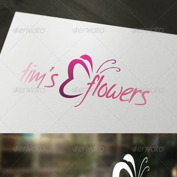 Flower - Florist Logo Template
