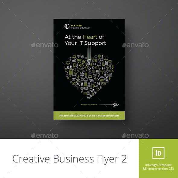 Creative Business Flyer 2