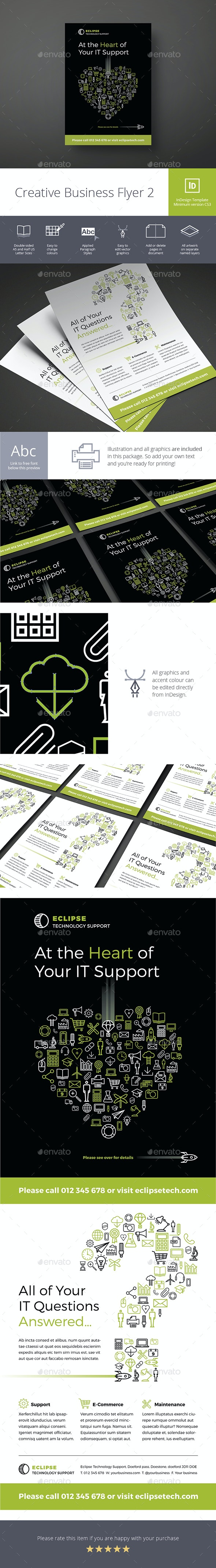 Creative Business Flyer 2 - Corporate Flyers