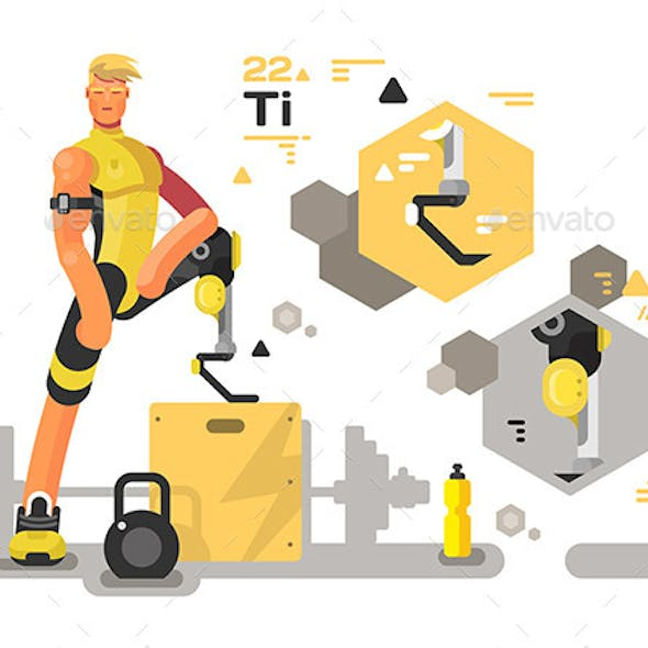 Prostheses for Sport and Fitness
