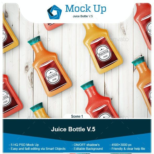 Juice Bottle V.5
