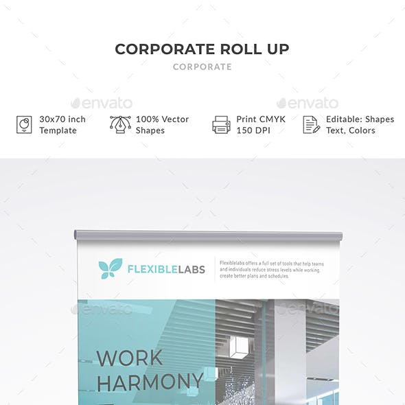 Corporate Roll Up