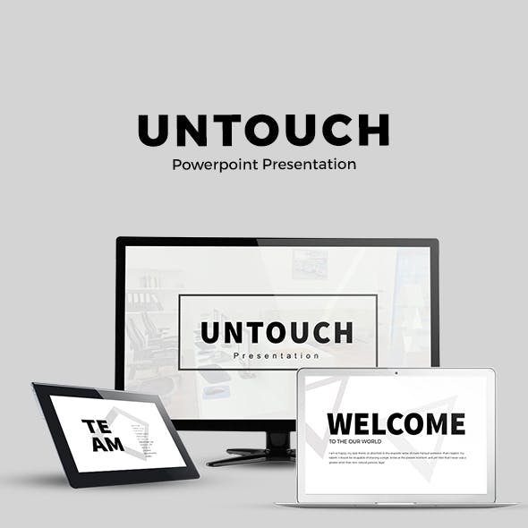 Untouch Powerpoint Presentation