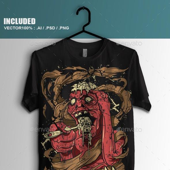 Impossible Idea Death Metal T shirt