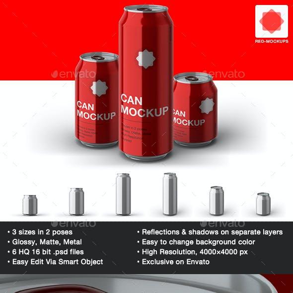 Aluminium Can 250ml 330ml 500ml