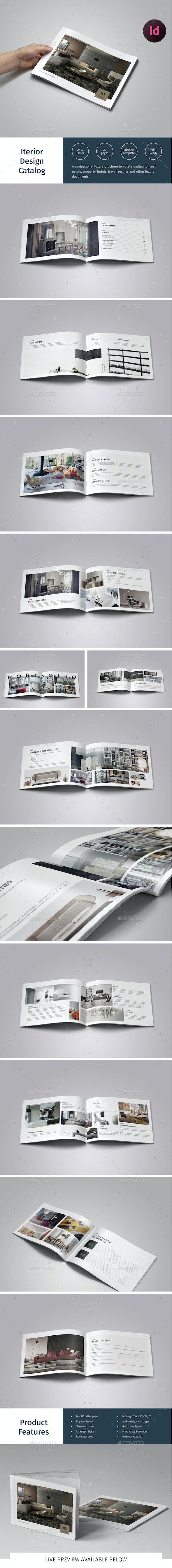 Interior Design Catalog - Catalogs Brochures