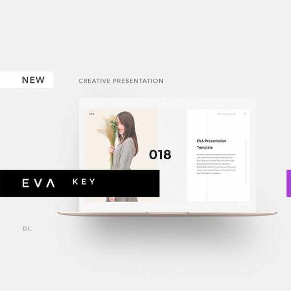 EVA Keynote Template