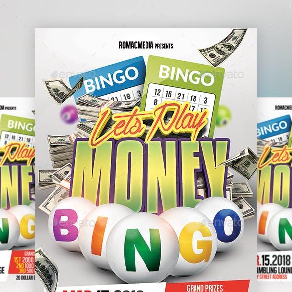 Bingo Flyer