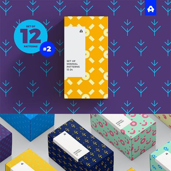 Set of Minimal Patterns vol 2
