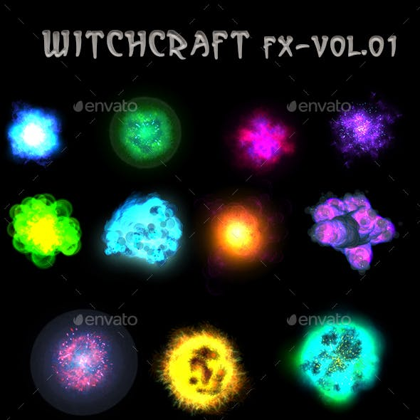 WitchCraft FX Vol 01