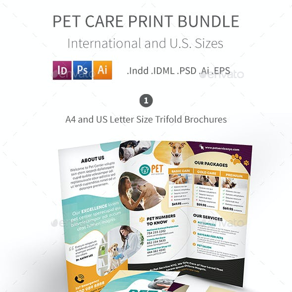 Pet Care Print Bundle 7