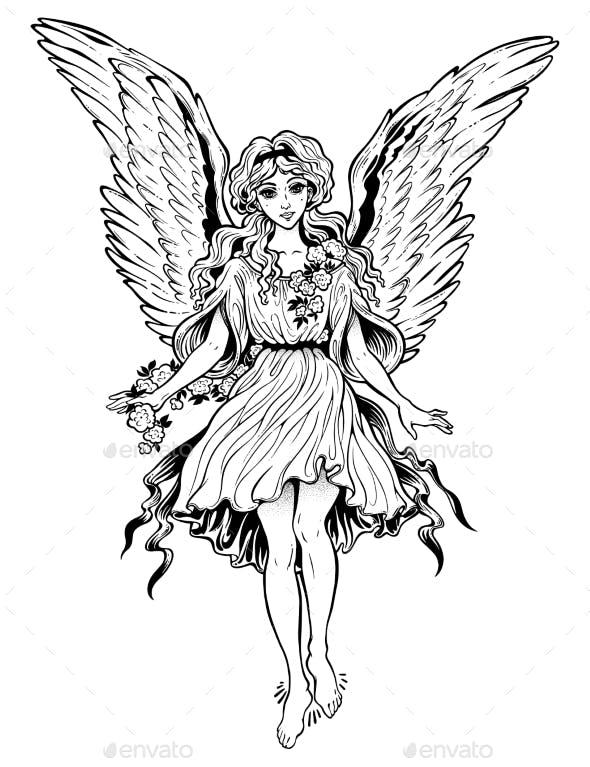 Magic Angel.
