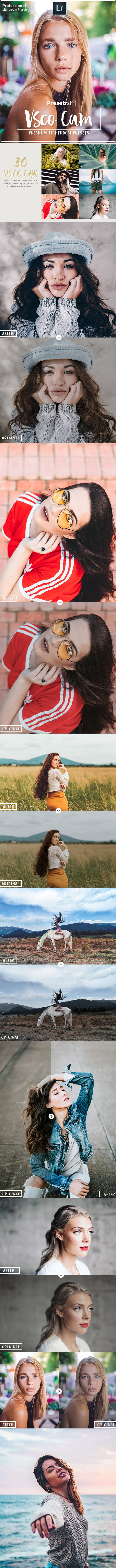how to install vsco presets lightroom