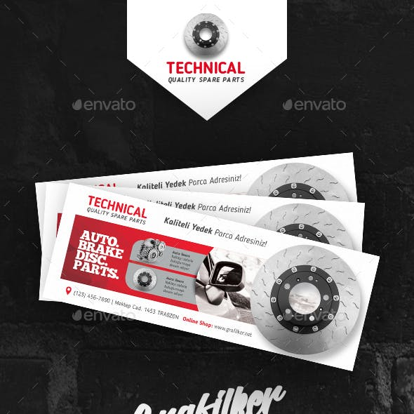 Technical Data Cover Templates