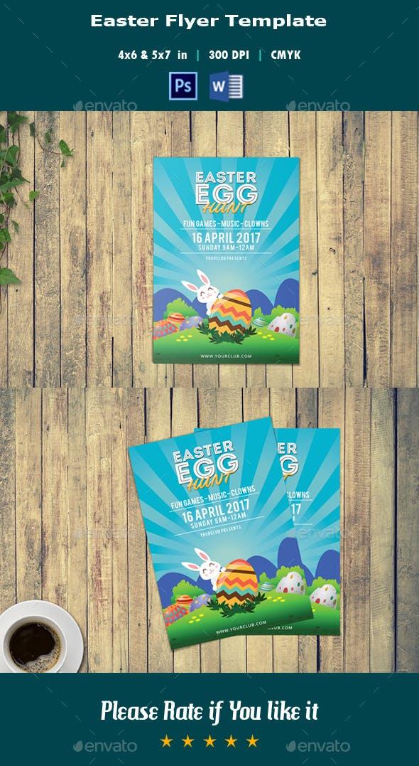 Easter Flyer V04