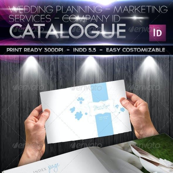Wedding Catalogue / Marketing Brochure