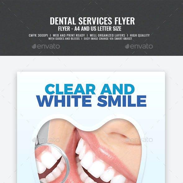 Dentistry Clinic Flyer