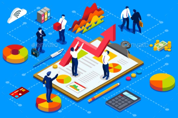 Financial Administration Concept