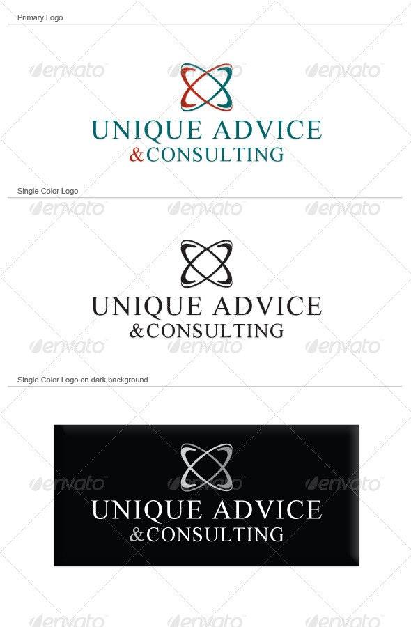 Unique Advice & Consulting - Logo Templates