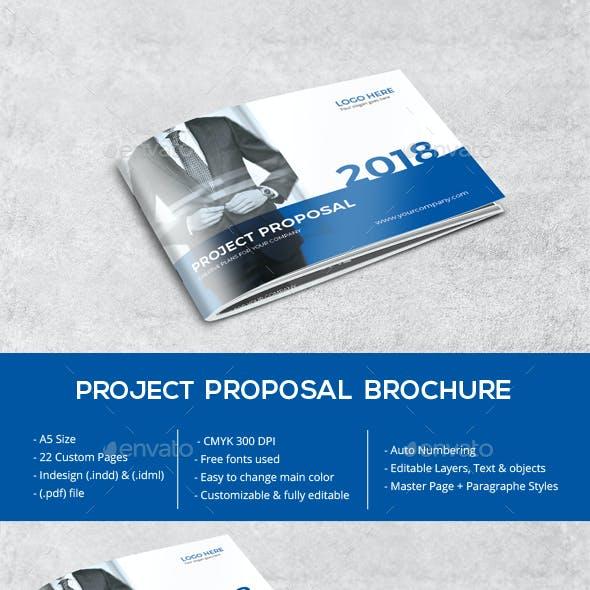A5 Proposal Brochure