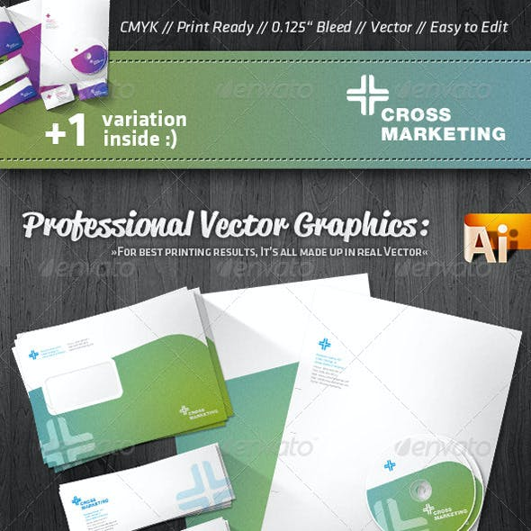 Marketing Corporate Identity Package