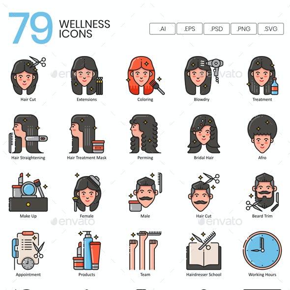 Wellness Icons