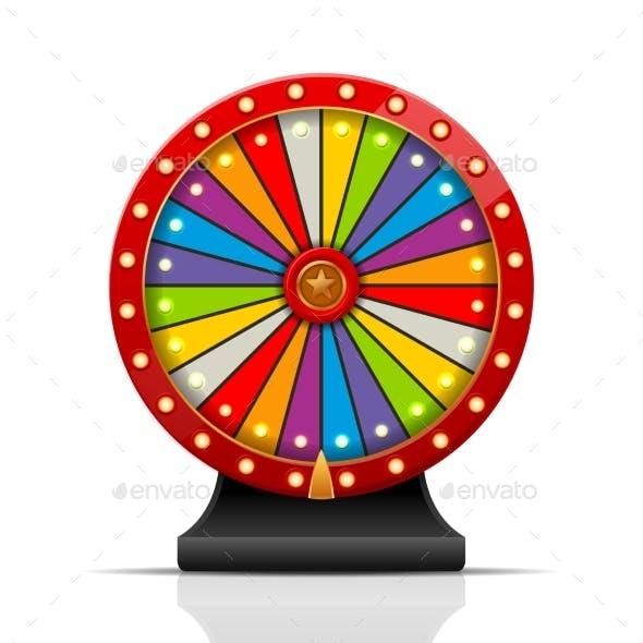 Illustration of Wheel of Fortune