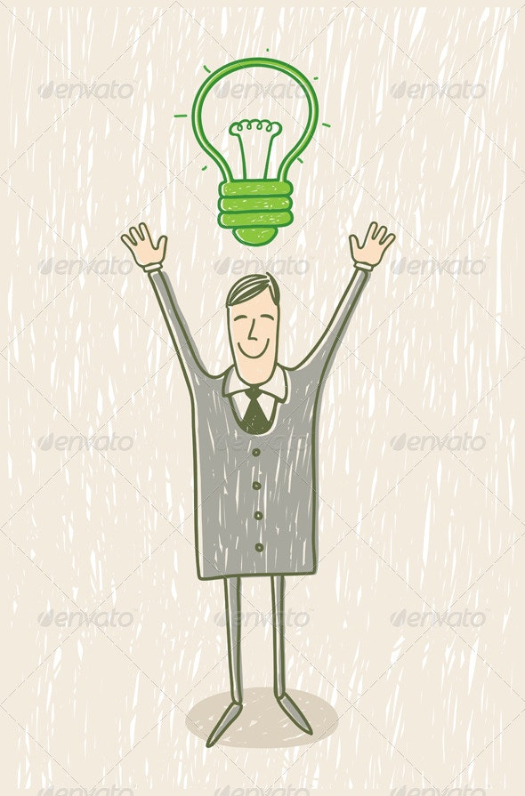 Big Idea - People Characters