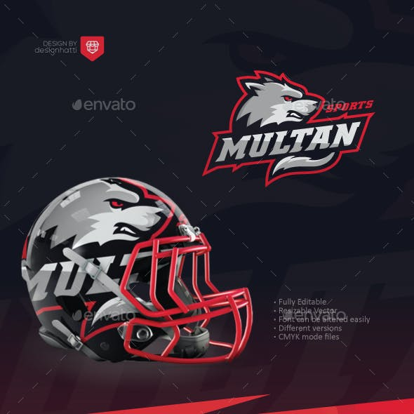 Wolf Sports Logo