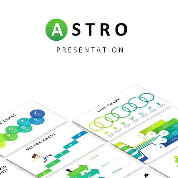 Astro - Multipurpose Keynote Template