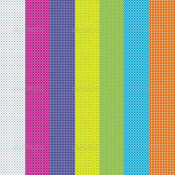 7 Pixel Textures