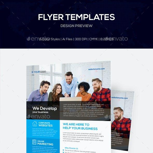 Flyer Business-III