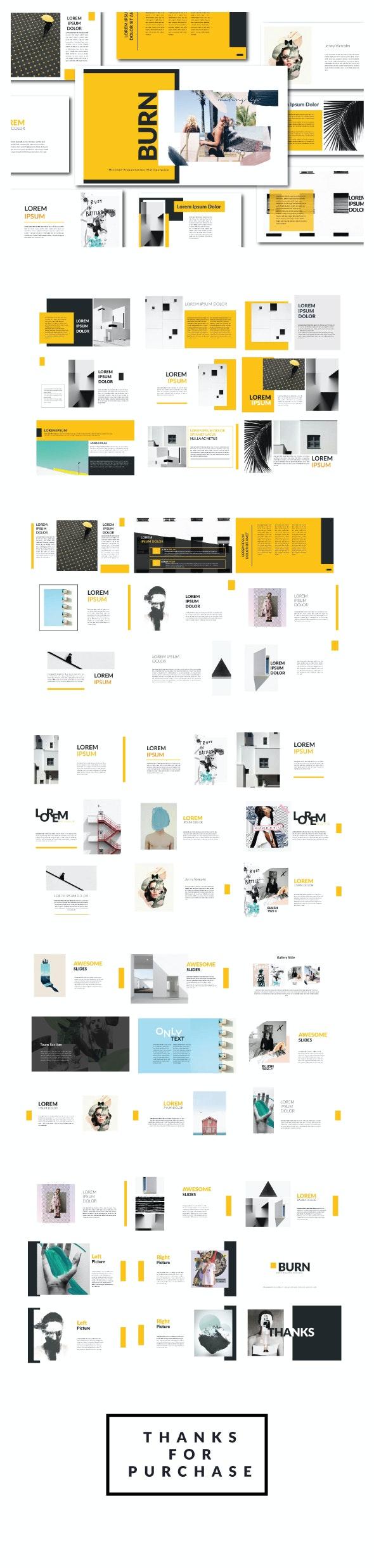 Creative Agancy Powerpoint - Creative PowerPoint Templates