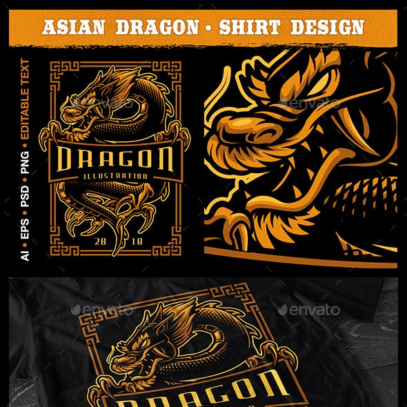 Asian Dragon.