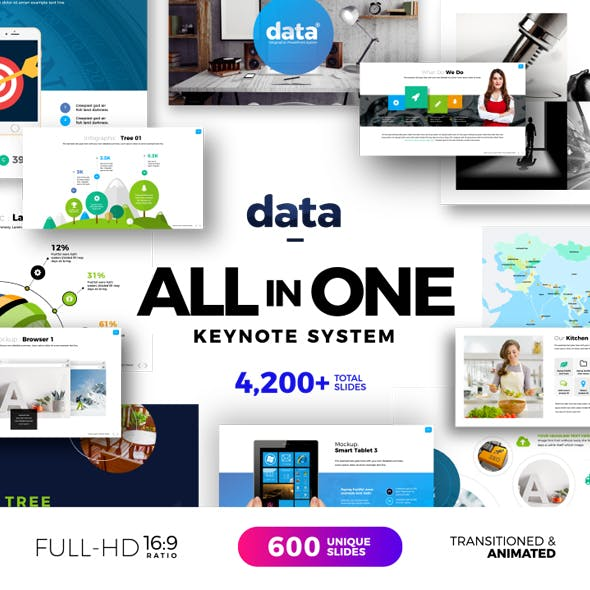 Data | All in One Keynote System