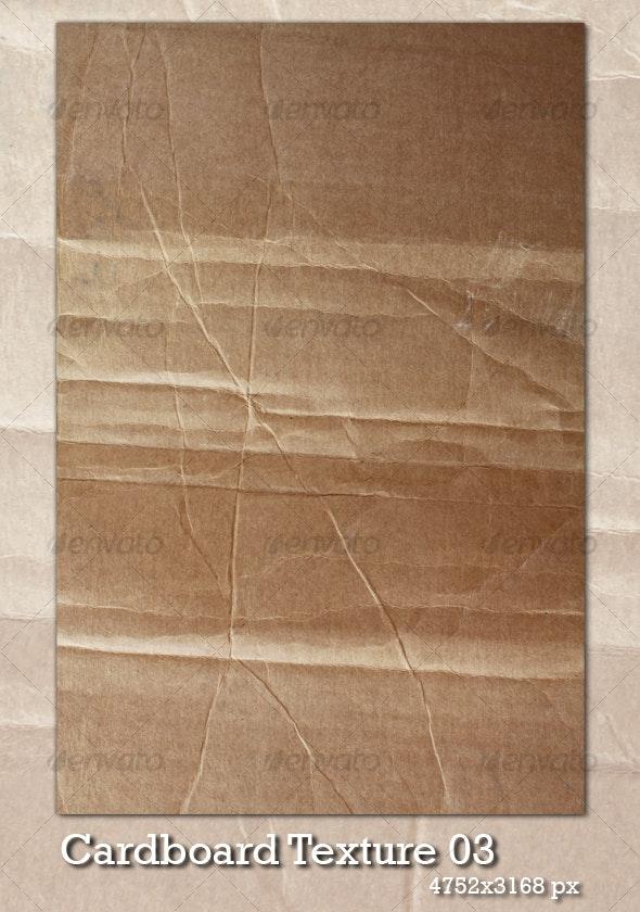 Cardboard Texture 03 - Miscellaneous Textures