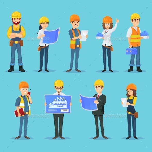 Characters of Builders and Constructors