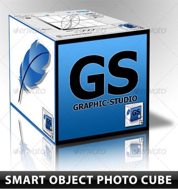 Smart Photo Cube - Miscellaneous Photo Templates