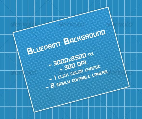 Blueprint Background - Business Backgrounds