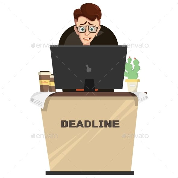 Vector Manager in Workplace Deadline