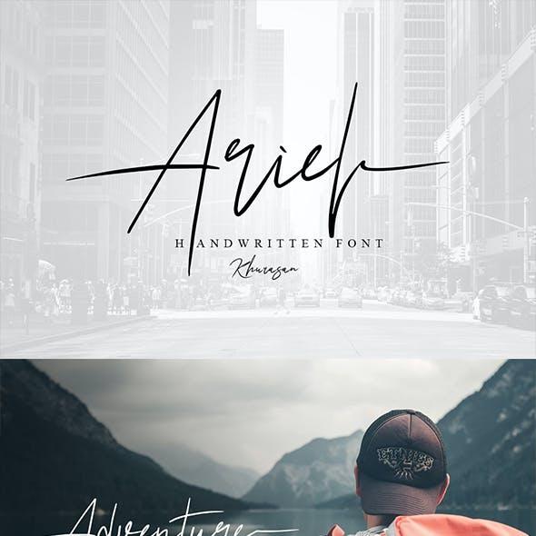 Ariel Signature