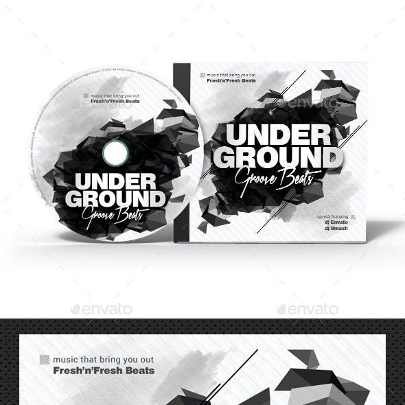 Underground Groove CD Cover