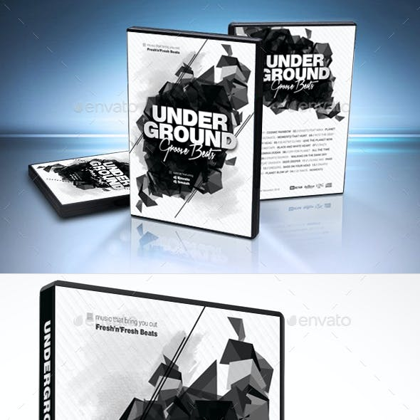 Underground Groove DVD Cover