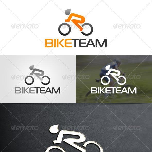 'Bike Team' Logo