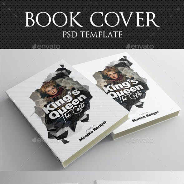 Book Cover Template 43